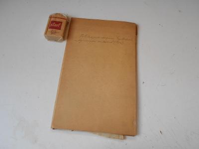 Zajímavý dokument - MYSLBEK