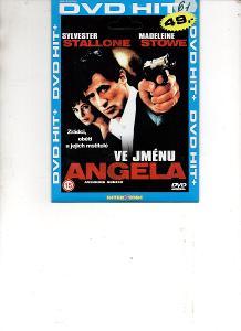DVD/Silvester Stalone-Ve jménu Angela