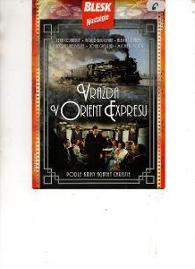 DVD/Vražda v Orient Expresu