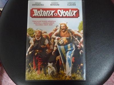 """DVD Asterix a Obelix, Asterix a Obelix """"Mise Kleopatra"""""""