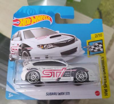 Subaru WRX STI - Hot Wheels
