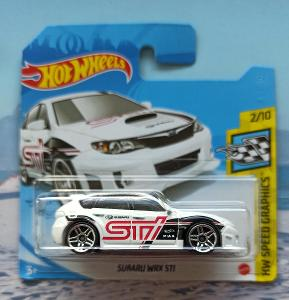 Subaru WRX STI HotWheels
