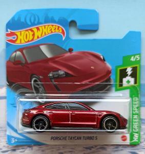 Porsche Taycan Turbo S  HotWheels