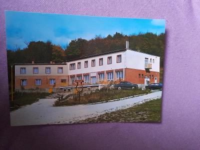 Pohlednice Bezovec,neprošlé poštou