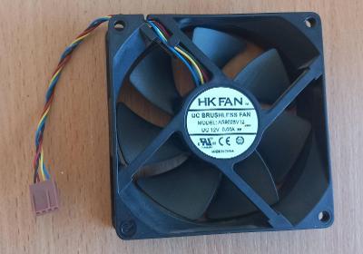 ventilátor 80x80