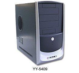 PC CASE SKŘÍŇ YEONG YANG YY-5409 MIDDLE TOWER ATX BEZ ZDROJE KVALITA !