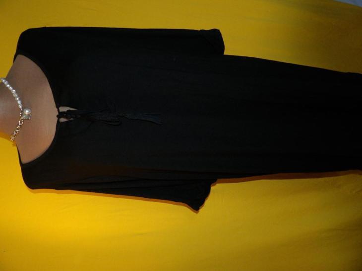 .*XXL-XXXXXL 48/50 ŠMRNCOVNÍ ŠATY-DELŠÍ TUNIKA* - Dámské oblečení