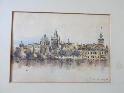 Akvarel Praha