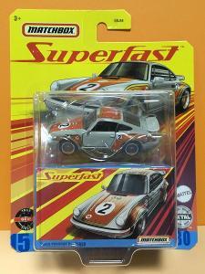 1980 Porsche 911 Turbo - Matchbox Superfast 15