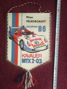 Stará moto vlaječka, MIRAN VELKOBORSKÝ MTX2 03