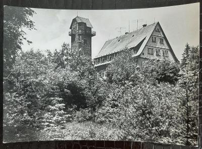 Jablonec nad Nisou Jizerské Hory Janov nad Nisou chata Královka