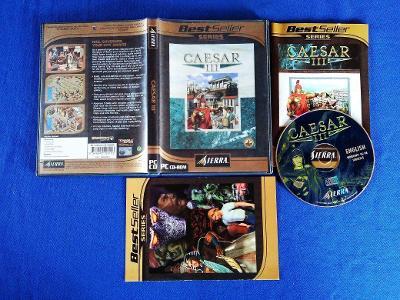 PC - CAESAR 3 (retro 2001) Top
