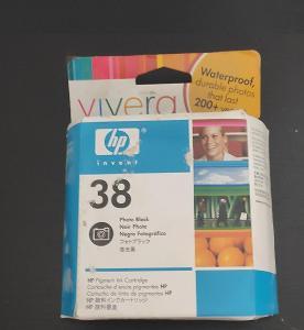 Originální HP 38 Photo Black