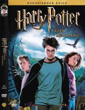 Harry Potter a vězeň z Azkabanu (2x DVD)