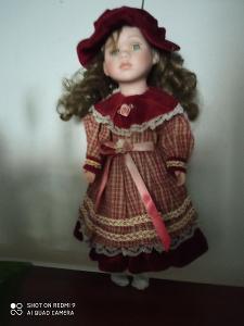 Sběratelská panenka  40 cm