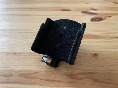 Brodit držák na Apple iPhone Xs/X bez pouzdra s průchodkou