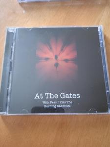 CD AT THE GATES-WITH FEAT I KISS THE...