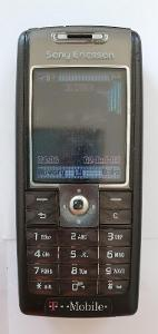 # Mobilní telefon Sony Ericsson T630 Black - RARITA - A329