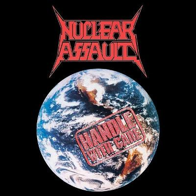 NUCLEAR ASSAULT Handle With Care CD 1989 ORG 1.press !!!