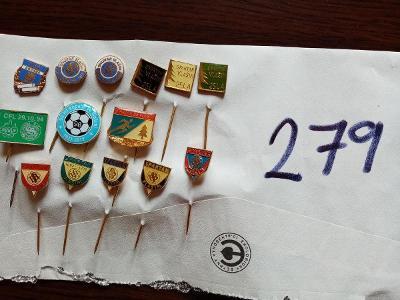 Odznaky Spartak Vlašim