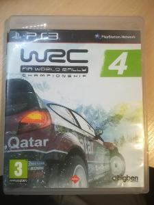 PS3 WRC 4 FIA WORLD RALLY Championship pro SONY Playstation 3