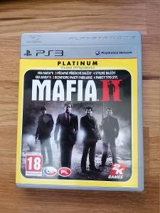 PS3 Mafia II - CZ dabing Platinum - prodloužená - v češtině JAKO NOVÁ