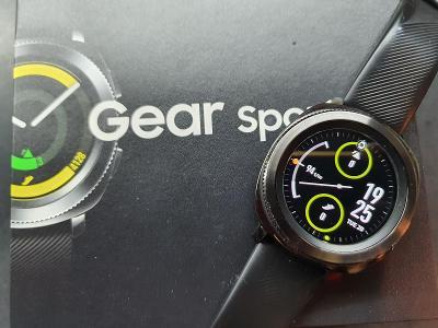 Samsung Gear Sport Chytré hodinky (SM-R600)