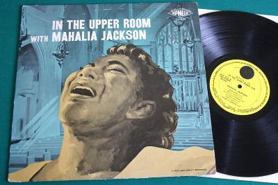 MAHALIA JACKSON - In The Upper Room - top stav - USA 1960 - CENNÉ LP