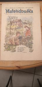 Mateřídouška 1956 číslo 5