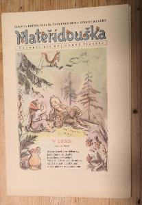 Mateřídouška 1956 číslo 7
