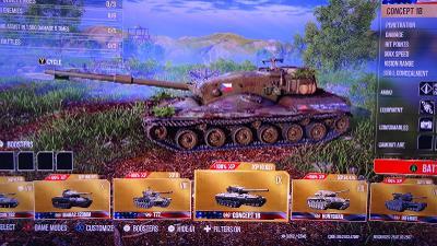 XBOX účet WOT World of Tanks +28 her na XBOX ONE Gears 5,Resident Evil