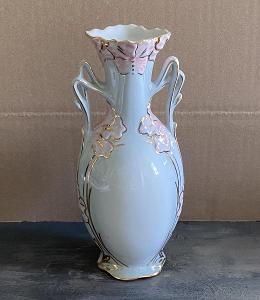 Royal Dux - váza amfora 20 cm - nepoškozená, značená