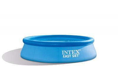 Bazén s nafukovacím lemem Intex Easy Set 10340016 - 305 x 75 cm, modrá