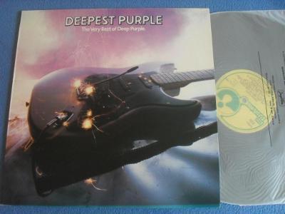 LP Deep Purple - Deepest Purple TOP STAV
