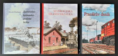 Severočeská transverzálka, Prasákův deník, Turnovsko Kralupská dráha