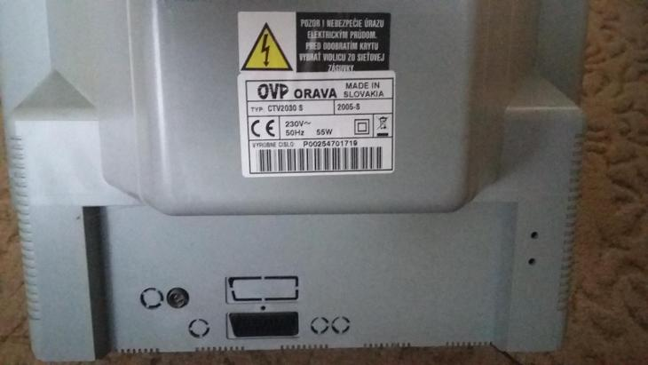 Televize OVP Orava - TV, audio, video