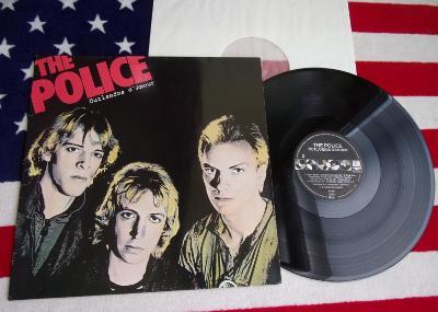 ⭐️ LP: POLICE - OTLANDOS D'AMOUR, jako nová NM, West Germany (Sting)