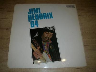 Jimi Hendrix – Jimi Hendrix '64 (1973) 1.Press UK ,EX
