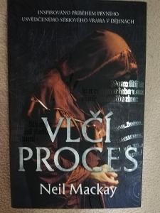 Vlčí proces - Neil Mackay