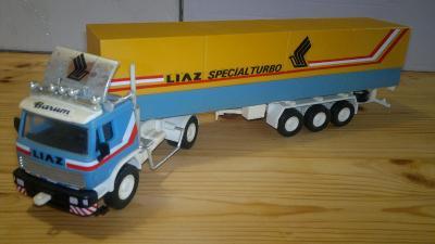 Monti System, LIAZ Speciál Turbo Kamión, typ 08/1 z 80. let