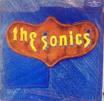 LP The Sonics - The Sonics EX