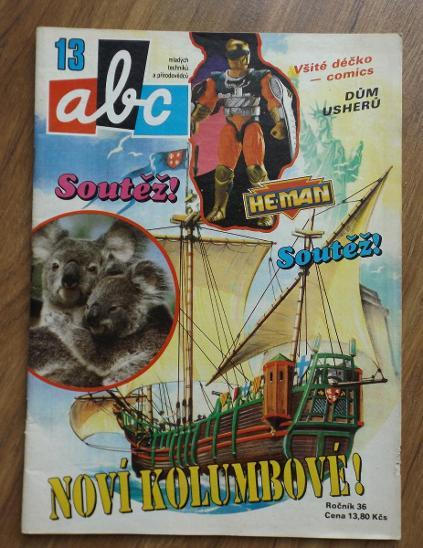 časopis ABC - Antikvariát
