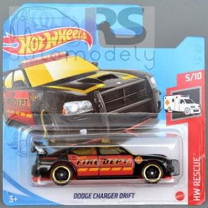 Hot Wheels Dodge Charger Drift - poštovné v popise!