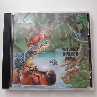 CD RISK - THE DAILY HORROR NEWS (1988)