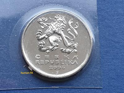 5 Kč 2004 - HLEDANÁ A VZÁCNÁ!! nízký náklad!!