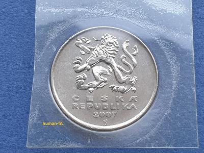 5 Kč 2007 - HLEDANÁ A VZÁCNÁ!! nízký náklad!!
