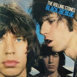 The Rolling Stones - Black And Blue Vinyl/LP - Hudba