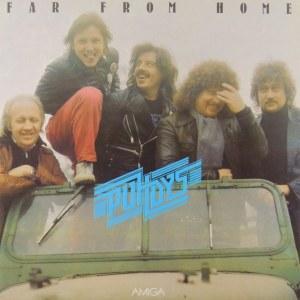 Puhdys - Far From Home Vinyl/LP