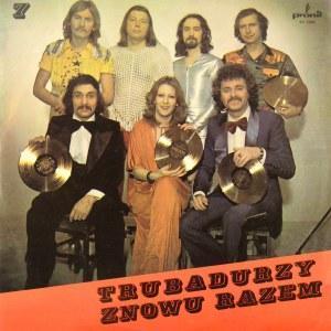 Trubadurzy - Znowu Razem Vinyl/LP