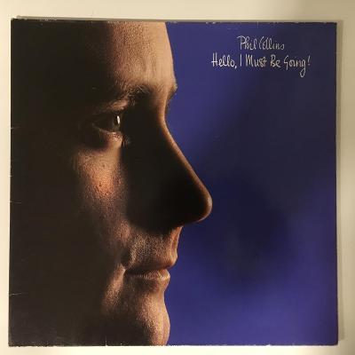Phil Collins – Hello, I Must Be Going! - LP vinyl